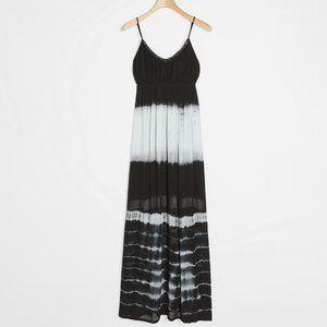 Anthropologie Aleah Tie-Dye Maxi Dress
